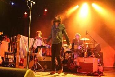 The Black Crowes.