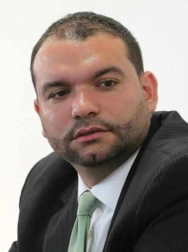 Felix Arroyo at a mayoral forum in June.