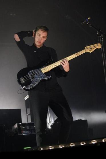Oliver Sim (pictured in Port-ugal in May) and the xx per-formed Saturday in Boston.