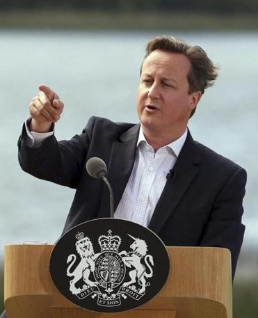 "Prime Minister David Cameron of Britain said it was ''unthinkable that President Assad can play any part"" in a future Syria."