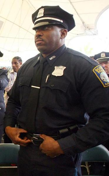 Officer David Williams has been fired twice.