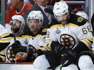 Jaromir Jagr and the Bruins must now win two straight games to capture the Stanley Cup.
