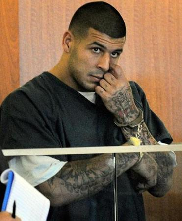 The Patriots have voided all of Aaron Hernandez's remaining guaranteed money, which totals $5.91 million.