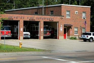 Abington fire officials see too little space in front of the fire station