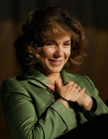 Teresa Heinz Kerry spoke at the United Jewish Communities 2004 International Lion of Judah Conference.