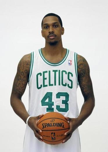 Kris Joseph began the 2012 season with the Celtics after being drafted in the second round.