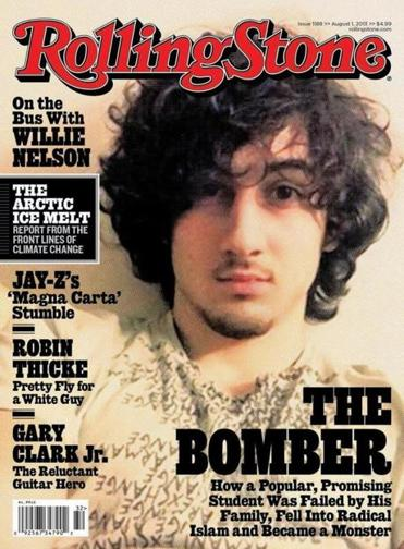 The cover of the Aug. 1 issue of Rolling Stone.