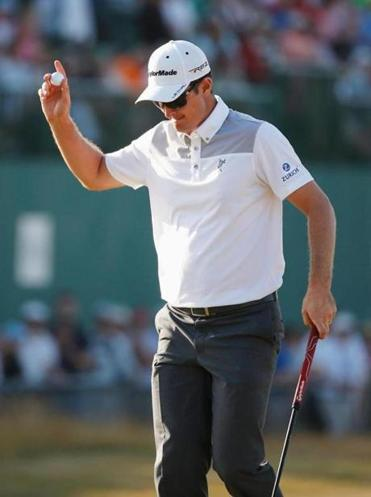 US Open champ Justin Rose shot 77 to join a galaxy of stars who missed the cut.