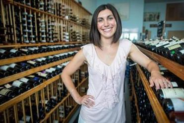 Michelle Penney has wines from small production vineyards.