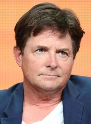 "Michael J. Fox spoke during ""The Michael J. Fox Show"" panel discussion."