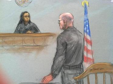 "James ""Whitey"" Bulger addressed the court Friday."