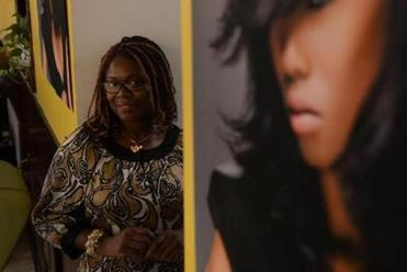 Rosemary Agbede emigrated from Nigeria in 1987 and opened Unique You Salon in Lowell 10 years later.