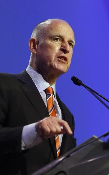"Governor Jerry Brown urged a quick end to the labor dispute, ""for the sake of the people."""