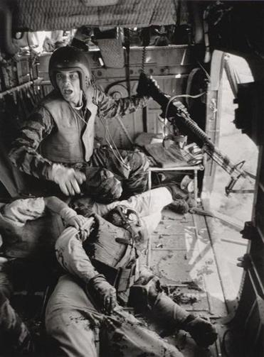 "Larry Burrows's ""Farley Shouts . . ."""