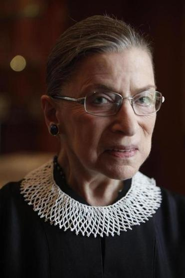 """I love my job. I thought last year I did as well as in past terms,"" said Justice Ginsburg."