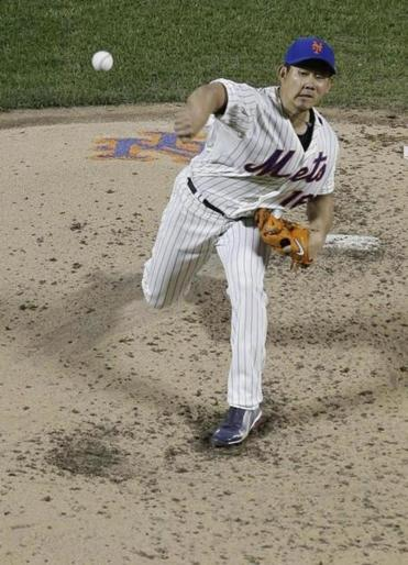 Daisuke Matsuzaka had a rough start in his Mets debut against the Tigers.