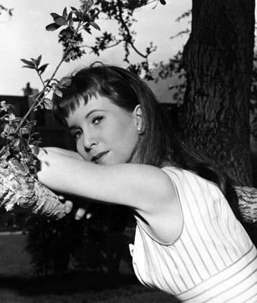 "Though Julie Harris's life was centered on the stage — she once said, ""The theater has been my church"" — she also had roles in movies and on television. She played Abra (above) in the 1955 film ""East of Eden,"" which co-starred James Dean."