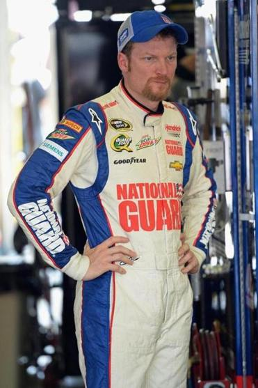Dale Earnhardt Jr. knows there's plenty of work left to do despite his seventh-place position in the Sprint Cup standings.