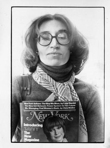 Judith Daniels was managing editor at New York magazine when she launched Savvy, initially as an insert.
