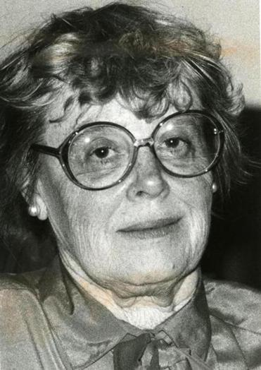 Eugenie Beal was the first chair of Boston's Conservation Commission.