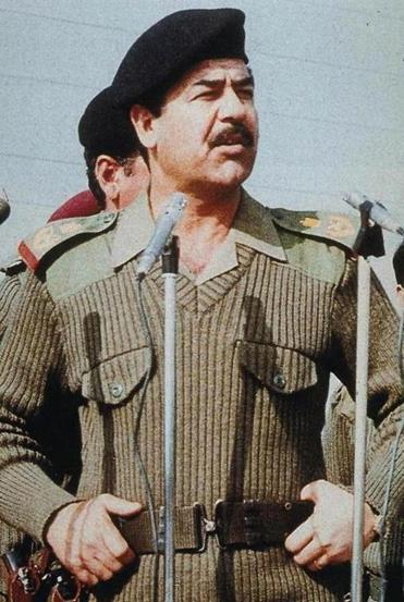 Saddam Hussein, who once benefited from US assistance, used sarin gas against his own people, including a 1988 attack in Halabja that killed up to 5,000 people and has been defined as an act of genocide.