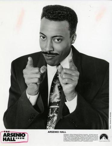 Arsenio Hall in 1994.