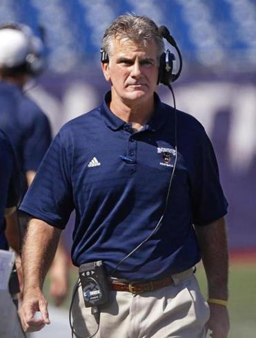 A victory over UMass at Gillette Stadium last Saturday got coach Jack Cosgrove and the Black Bears off to a fast start.
