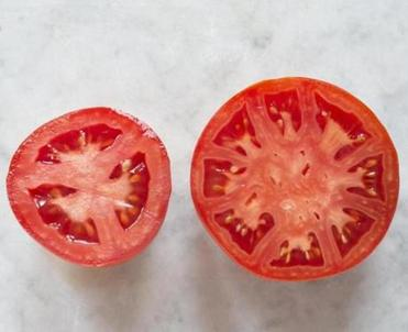 Tip: Roma tomatoes are great for jam because they have thicker flesh than many other varieties.