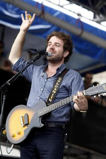 """The best way to get [new] fans is by showing people this is a touring live band,"" says Taylor Goldsmith about the success of his band Dawes."