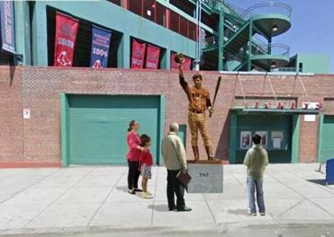 "A rendering of the completed ""Yaz."""