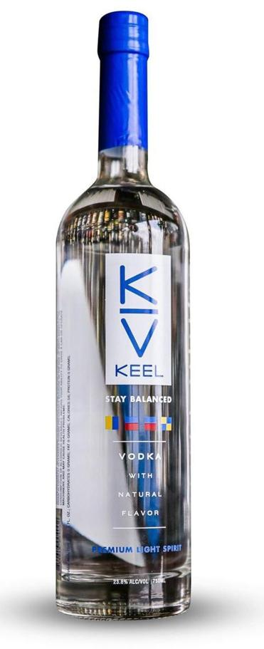 Matt Light has teamed up with the founders of KEEL Vodka to spread the 58-calorie per shot liquor throughout New England.