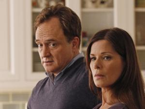 "Bradley Whitford is the thrice-married star of ""Trophy Wife,"" with Marcia Gay Harden, an ex."