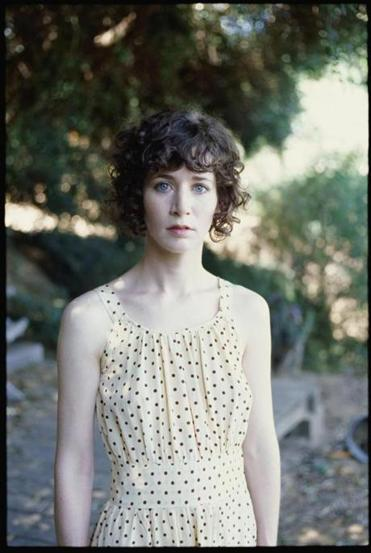 """When I'm doing something live in front of an audience. . .  I'm trying to get at what is live about it — what is the sort of present moment that particular night, those particular people, us in a room together,"" Miranda July said."
