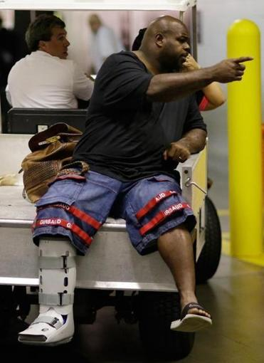 Vince Wilfork, 31, is likely headed to the season-ending injured reserve list.
