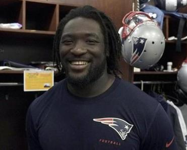 """It's obvious I'm not a 4.3 guy,"" Blount said. ""The speed that I do have I use to get the job done."""