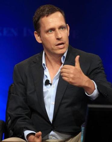 Peter Thiel offers $100,000 to young achievers to hone their ideas with his organization.