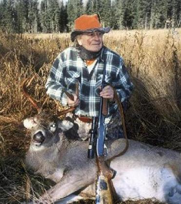 Mr. Benoit gave hunting seminars across the country.