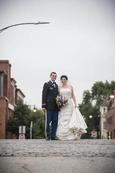 Emily Gordon and Scott Spencer were married Sept. 29, 2012 in Cambridge.