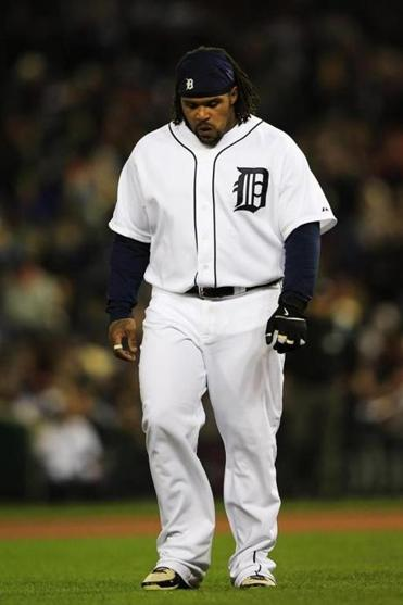 Prince Fielder heard it from the hometown crowd during Thursday night's game.
