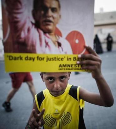 A Bahraini human-rights center has emerged as a key political voice.