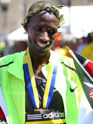 "Wesley Korir, the 2012 Boston Marathon winner, strikes a chord when he says, terrorists ""will never intimidate us."""