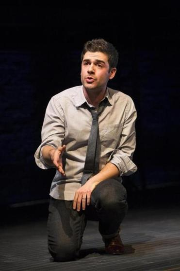 Adam Kantor will sing the role of Jamie in the Huntington production opposite Wolfe.
