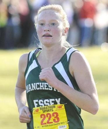 Olivia Lantz got up to speed to win the Division 2 title.
