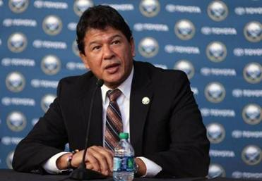 Ted Nolan was named the Sabres' interim coach this week, his second stint on the Buffalo bench.