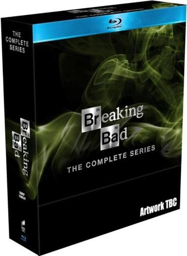 """Breaking Bad: The Complete Series."""