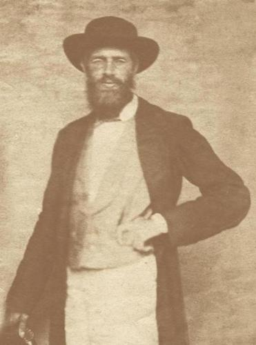 Wallace in Singapore in 1862.