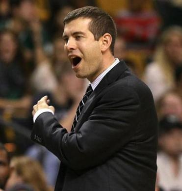 Indiana native Brad Stevens faced the Pacers, his favorite team growing up, for the first time as Celtics coach.