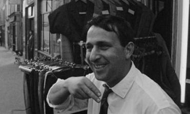 A clothing salesman from the documentary.