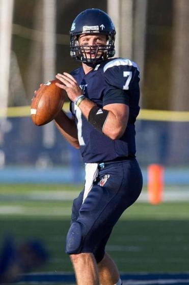 Maine's Marcus Wasilewski was 27-of-43 passing and sacked five times in a 24-3 loss to UNH two weeks ago.
