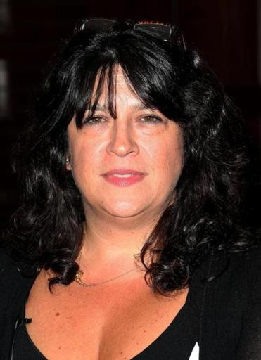 "E. L. James, author of ""50 Shades Of Grey."""